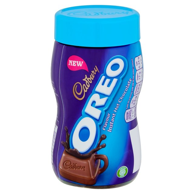 Cadbury Oreo Instant Hot Chocolate Drink Ocado