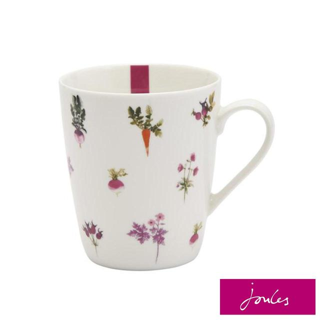 Joules Botanical Vegetable Fine China Mug