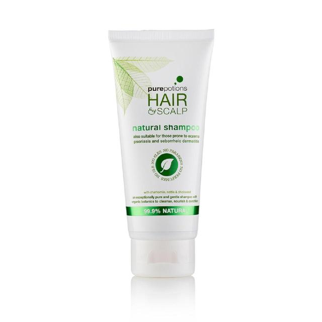 Purepotions Hair & Scalp Natural Shampoo, Eczema Targeted