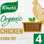 Knorr Organic Chicken Stock Pot