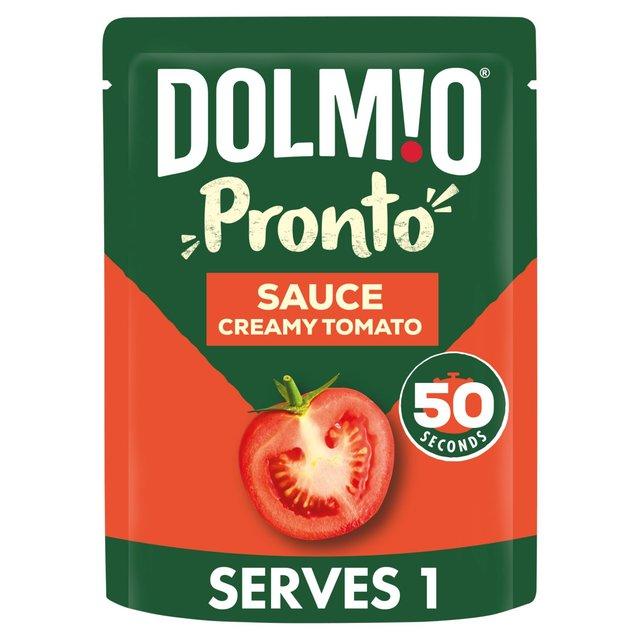 Dolmio Microwave Creamy Tomato Pasta Sauce 150g from Ocado