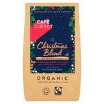 Cafedirect Organic Christmas Blend Ground Coffee