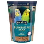 Bucktons Budgie Feed Mix