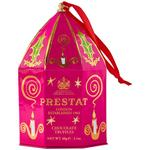 Prestat Pink Lantern Bauble with Mini Pink Popping Prosecco Truffles