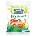 The Natural Confectionery Co Jelly Snakes