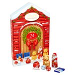 Lindt Christmas 24 Pieces of Milk Chocolate Sharing Pack
