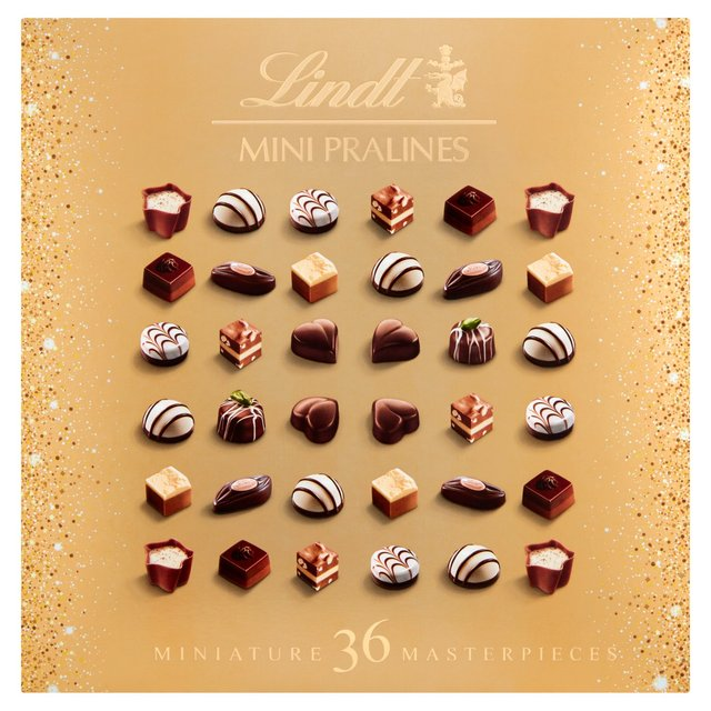 Lindt Chocolate Mini Pralines Ocado