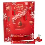 Lindt Lindor Milk Chocolate Advent Calendar