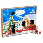 Lindt Giant Milk Chocolate Advent Calendar