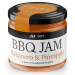 Ross & Ross Food BBQ Jam Habanero & Pineapple