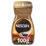 Nescafe Fine Blend Instant Coffee