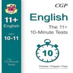 CGP 10-Minute Tests for 11+ English
