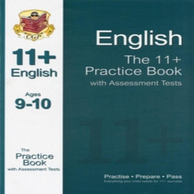 CGP 11+ English Practice Book & Assessment Tests
