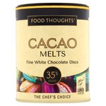 Food Thoughts Melts White 35% Cacao