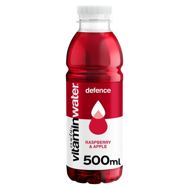 Glaceau Vitaminwater Defence Raspberry & Apple