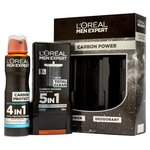 L'Oreal Men Expert Carbon Power Gift Set For Him