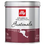illy Ground Arabica Selection Guatemala