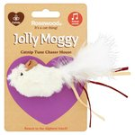 Jolly Moggy Catnip Tune Chaser Mouse Cat Toy