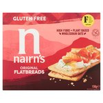 Nairns Gluten Free Flatbreads Original