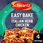 Schwartz Tray Bake Italian Herb Chicken