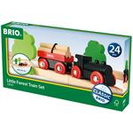 BRIO Classic Railway Little Forest Train Set