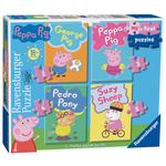 Peppa Pig My First Jigsaw Puzzle
