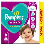 Pampers Premium Protection Size 6 Jumbo