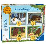 The Gruffalo 4 in Box Jigsaw Puzzles