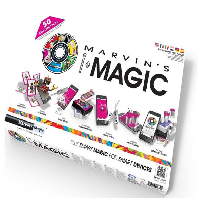 8a9a3888 Marvin's Magic iMagic Box of Tricks from Ocado