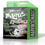 Marvin's Magic 25 Incredible Card Tricks
