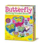 Butterfly Nesting Trinket Boxes, 4M