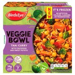 Birds Eye Veggie Bowls Thai Curry with Sweet Potato Frozen