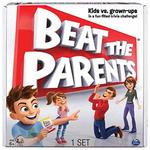 Beat the Parents Board Game, 6 yrs+