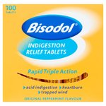 Bisodol Indigestion Relief Tablets