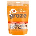 Graze Fruit Fusions Cacao Orange