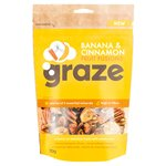 Graze Fruit Fusions Banana & Cinnamon