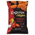 Popchips Ridges Buffalo Ranch Crisps