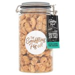 Snaffling Pig Black Pepper & Sea Salt Pork Crackling Gift Jar