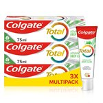Colgate Total Deep Clean Toothpaste Triple Pack