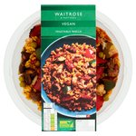 Waitrose Vegan Vegetable Paella