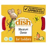 Little Dish Macaroni Cheese Toddler Meal
