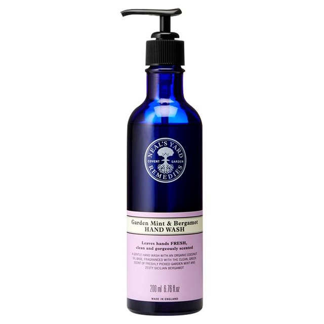 Neal's Yard Remedies Organic Garden Mint & Bergamot Hand Wash