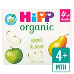 HiPP Organic Just Fruit Apple & Pear