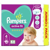 Pampers Premium Protection Jumbo Pack Size 4