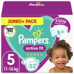 Pampers Premium Protection Jumbo Pack Size 5 47 per pack