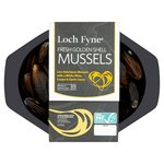 Loch Fyne Fresh Mussels with White Wine, Cream & Garlic Sauce
