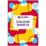 Ocado Colour Sheets