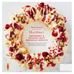Waitrose Passionfruit & Raspberry Wreath