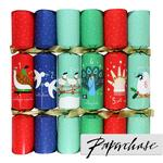 Paperchase 12 Days Of Christmas Crackers