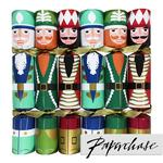 Paperchase Nutcracker Christmas Crackers
